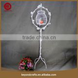 Fashionable wedding iron small bird cage