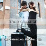 New product 2015 alibaba china supplier Glossy beautiful best trolley lightweight luggage trolley
