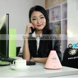 2015 Hot Sale Volcano shpae humidifier ultrasonic air humidifier purifier aroma diffuser/USB Mini ultrasonic humidifier