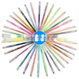 Premium Quality Professional 36 Color Gel Pens Bundle Pack Gel including Glitter Neon & Pastel for Scrapbooks