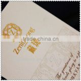 Gold stamping sticker