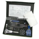 Tool set for repairing watch