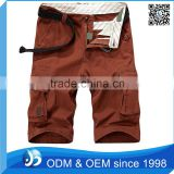 Custom Casual 6 Pocket Shorts for Men