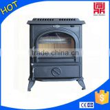 2016 hot sale cast iron stove wood burning stove price