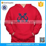 2016 China Clothing Company Hoody Wholesale Plus Size Clothing Custom Logo Men Hoodies