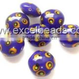Disc shaped Glass Beads