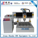 mini lathe desktop cnc router 3d metal milling cnc router acrylic pcb engraving machine price