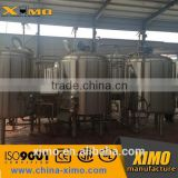Beer brewing equipment with fermentation tank and beer brewey equipment (CE approved) for sale