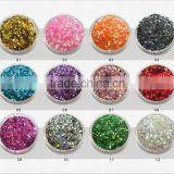 2014 New Style traditional Artificial Fingernails nail art tips for clear acrylic nail polish display