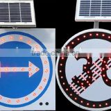 Solar Power Outdoor LED Sign