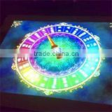 Multi touch counter table game/interactive projection counter games for pub entertainment