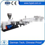PVC 20-63mm pipe production line with ISO9001 CE Certification mini double screw extruder