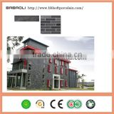 new soft light and safe material of building exterior walls flexible brick, flexible ceramic tile