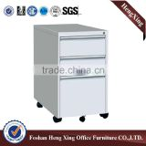 HI-teach mobile cabinets anti-scratch metal file cabinets(HX-mg02)