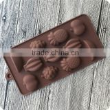 New Fruit shaped silicone cake mould silicone molds silicone Bakeware christmas cake mould