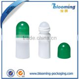 Plastic 70g empty deodorant gel container from Yuyao