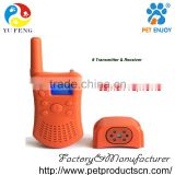 Fashion accessories peted dog training collar with remote ,xxx video china dog training collar for dog