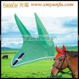 Cotton Diamante Horse Grand Prix Ear Net
