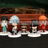 Mini Classic japanese action figure toy mini figurines with one sword