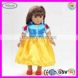 B118 New Hot Sale Fluorescence American Girl Doll Clothes Dress 28 Inch Girl Doll Clothes