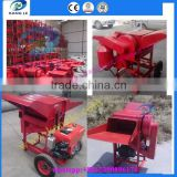 Gasoline rice thresher /Sesame rice thresher /Paddy dehulling machine/Agricultural rice thresher machine