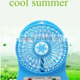 Creative Gift Portable Rechargeable USB mini Fan