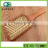 Good For Blood Circulation wooden hair brush