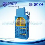 hydraulic cardboard baler pet bottle baler machine compress baler