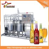 Full-Automatic plate type sterilizing equipment for Soft drinking line