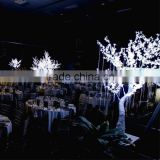 Factory price customized high simulation beautiful led outdoor artificial decorative cherry blossom tree