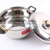 Multi-purpose industrial food pans steamers cookware pot steamer