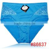 [Yun Meng Ni] 2015 high quality women panties high waist panty fat woman panties