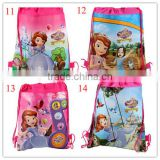 2015 ail baba hot products wholesale school sofia backpack cotton baby bag
