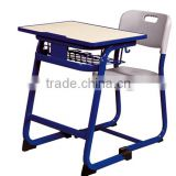 2016 hot selling new design Tailor-made high quality school desk