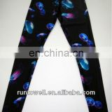 2015 newest fashion custom lady sexy spandex leggings