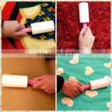 2014 white cleaning Magic Sticky Lint Roller