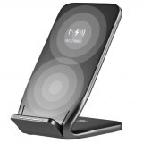 Qi Wireless Charger For iPhone X 8 10 Samsung Note 8 S8 Plus S7 S6