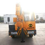 10 ton selfmade crane truck for sale