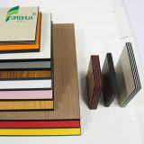 Fumeihua Wood Grain HPL Phenolic Compact Laminate Panel