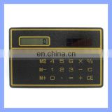 Mini Calculator 8 Digits Solar Power