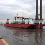5000M3 24INCH Cheap River Cleaning Cutter Suction Dredger