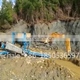 Trommel Screen Gold Mining Machine Alluvial Gold Mining Plant