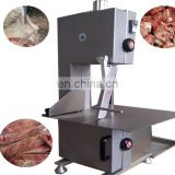 frozen beef lamb meat saw machine frzoen bone meat sawing cutting machine for sale