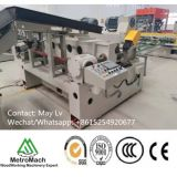 Cast Iron Body Hard Wood Plywood Veneer CNC Spindleless Rotary Peeling-Clipping Lathe Machine