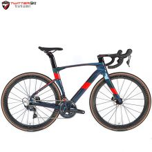 Chinese suppliers carbon bicycle factory rival 22 speed complete full carbon fiber road bike