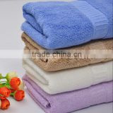 Super good hand feeling quick drying organic microfiber cleaning 100% bamboo fiber towel