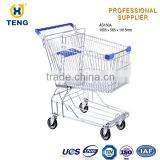 Electric Shopping Cart Trolley Pull Along Shopping Trolley Bag With Wheels