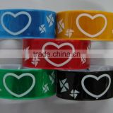 Ruler kids promotional slap band wrist bracelet