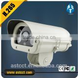 Sony IMX CMOS 4.0MP HD IR License Camera in white light Support Onvif 2.4 protocol H.265 Network Bullet CCTV Camera