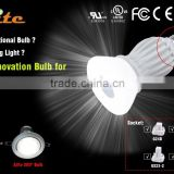 UL CUL led light bulbs e27 g24q-2 led PL lamp smd2835 9w 9w vertical PL LED bulb lamp with ce &rohs